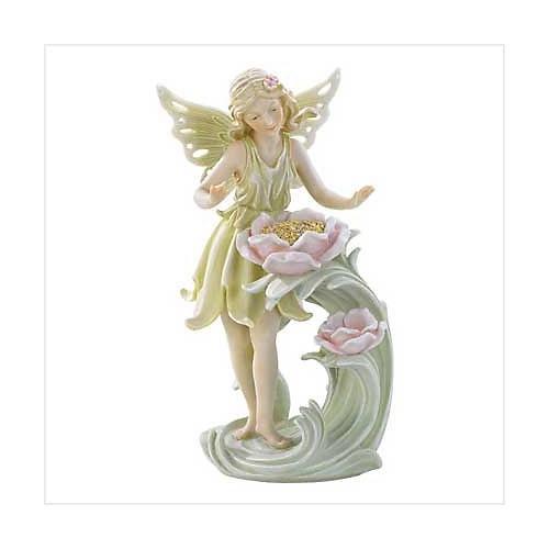 3897100: Victorian Fairy Birdfeeder - Fairy Candy Dish