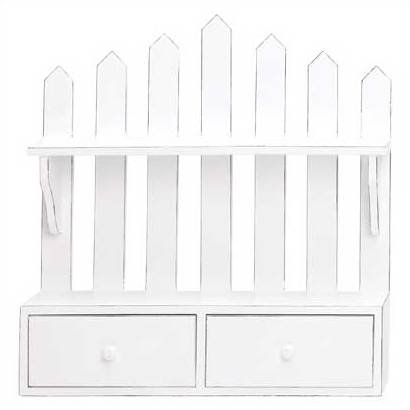 1307900: Picket Fence Curio Shelf