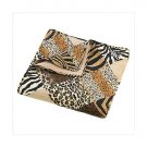 3972100: Jungle Print Quilt Queen