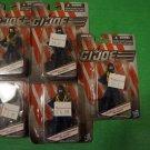 GI Joe Dollar General Blue Cobra Trooper Lot (5) Army Builder