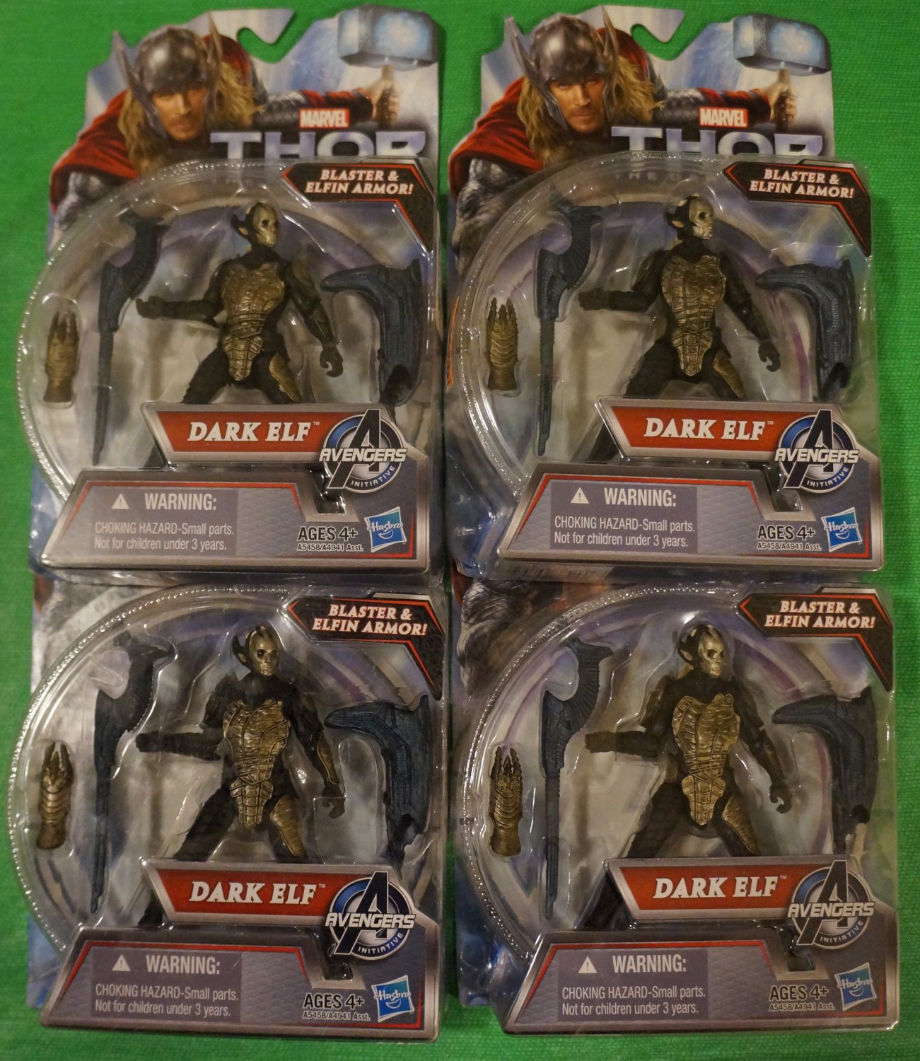 Marvel Dark Elf Lot (4)