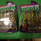 Ninja Turtles Mousers (Two-7 Packs)