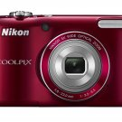 Nikon COOLPIX L26 16.1 MP Digital Camera with 5x Zoom