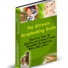 Ultimate Scrapbooking Guide Scrapbook Manual Ebook