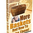 Make Beautiful Baskets