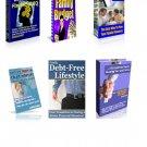 Credit Budget Finance Ebook Package
