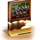 Body Detox Method Guide