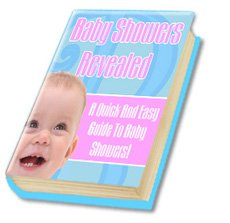 Baby Showers Revealed Guide Themes Games Food Tips Ebook