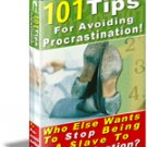 Stop Procrastination Meet Goals Ebook Guide