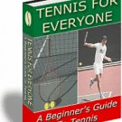 Learn To Play Tennis Beginners Ebook Guide