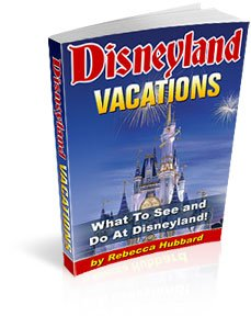 Disney Family Vacation Ebook Guide