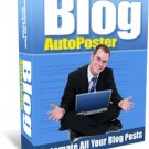 Blog Auto Poster Software