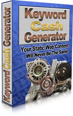 Keyword Cash Generator