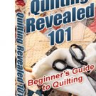 Beginners Guide To Quilting