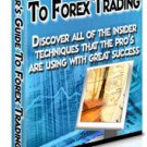 Insider's Guide To Forex Trading