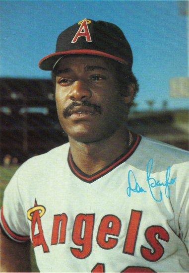 Don Baylor 1980 Big Topps