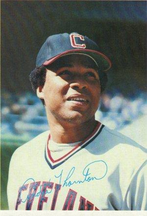 Andre Thornton 1980 Big Topps