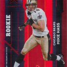 2006 Leaf Rookies & Stars (Red) Mike Hass 005/199 Bears