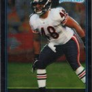 06 J.D Runnels Bowman Chrome RC Bears/OU SOONERS