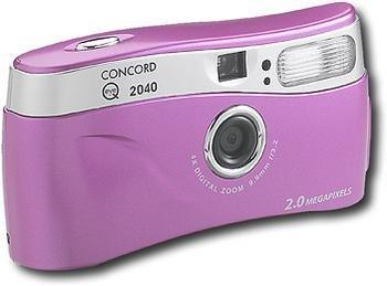 Concord Eye Q 2.0 Megapixel Digital Camera