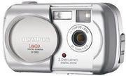 Olympus D-390 2.0 Mega Pixels Digital Camera
