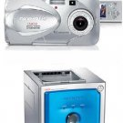 Olympus D-580 Zoom Digital Camera+ P-10 DIGITAL PHOTO PRINTER
