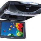Sanyo CDV-7004 Mobile Video Entertainment System Roof Mount DVD Player with Flip-Down 7