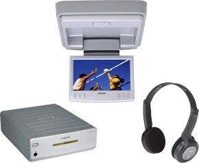 Sony Mobile DVD Dream System with 7-Inch LCD Screen