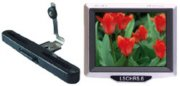Color LCD Monitor with Built-In Speaker