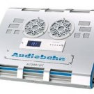 AUDIOBAHN A12001DT - CLASS D 1 x 400 WATTS RMS With  BLUE DIGITAL VOLT METER And FLAMES