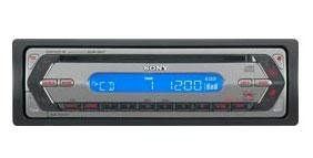 Sony in Dash CD Player