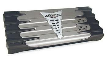 Kicker 04KX350.4 90W x 4 Car Amplifier