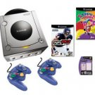 BRAND NEW GAME CUBE BUNDLE PLATINUM EDITION