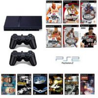 PS2 Mega Sports Bundle 12 Games and more.