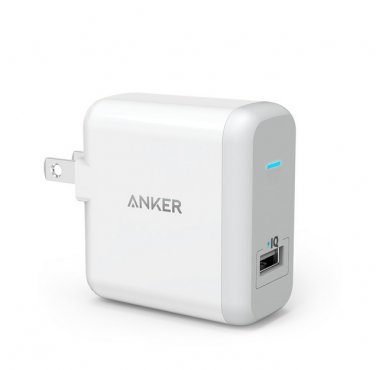 Quick Charge 2.0 and PowerIQ Technology 2-in-1 Premium 18W USB Wall Charger for Galaxy S6 / Edge