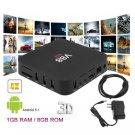 PM V88 RK3229 4K Smart TV Box 8G Quad Core