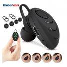 Excelvan A3 Bluetooth 4.0 Single Earphone Sport HIFI Music Stereo Wireless Headset