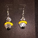 Paraglider Earrings skydiver speedwing