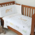 Guess How Much I Love You 2 piece cot bedding set - Quilt & Bumper