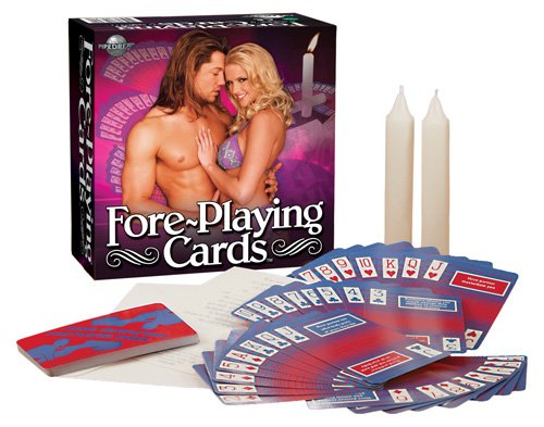 Fore-Playing Cards