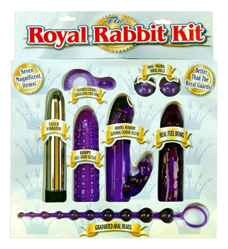 Royal Rabitt kit
