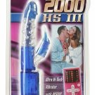Beyond 2000 HS3 Multi-Function Vibe - Blue