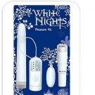 White Nights Pleasure Kit - 3 Vibrators