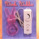Rabbit Clit Stimulator Ring -Pink