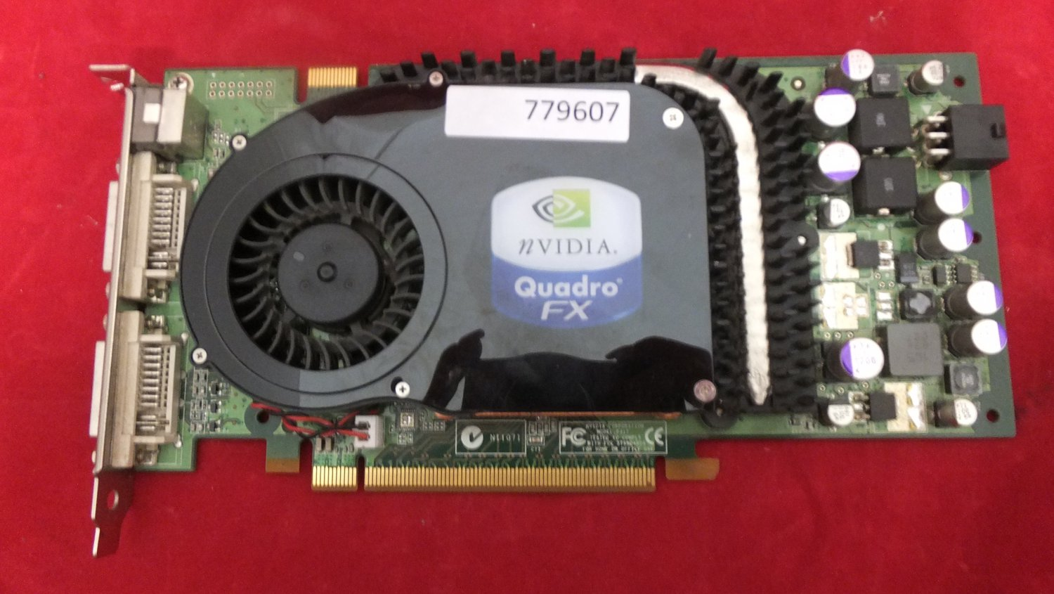 Nvidia n11071 graphics card