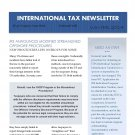 International Tax Newsletter