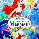 The Little Mermaid (DVD, 2006, 2-Disc Set, Platinum Edition) BRAND NEW!