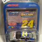 2004 Action Racing Collectibles Jeff Gordon Pepsi  Billion Dollar 1:64