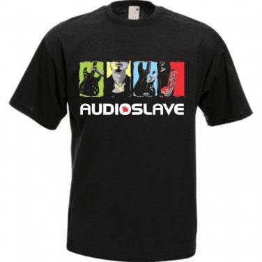 Audioslave T-Shirt Hard rock, alternative metal, alternative rock, funk rock