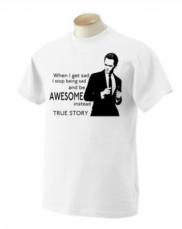 himym Barney Stinson Suit Up Awesome How I Met Your Mother T-shirt